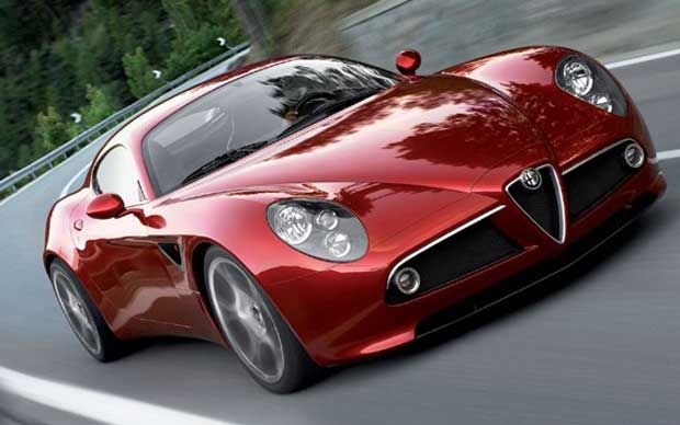 http://www.telegraph.co.uk/motoring/classiccars/7847158/Alfa-Romeo-8C-is-a-future-classic.html
