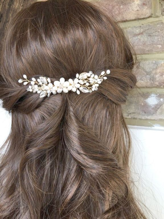 Simple Wedding Hairstyles Do It Yourself Wedding Hairstyles Thin ...