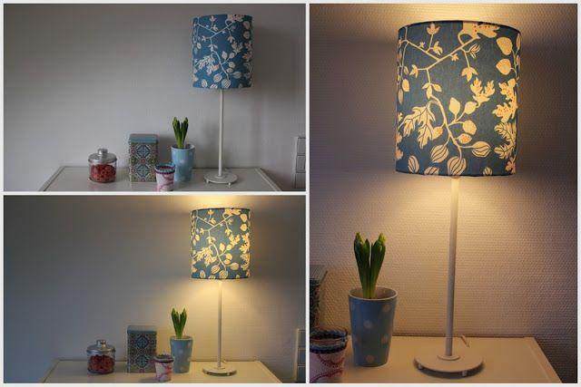 maedchenstyle: DIY Friday - Lampenschirm