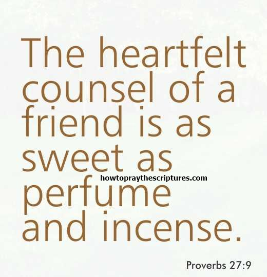 Quotes In The Bible About True Friendship : Bible verses about friendship quotes and scriptures