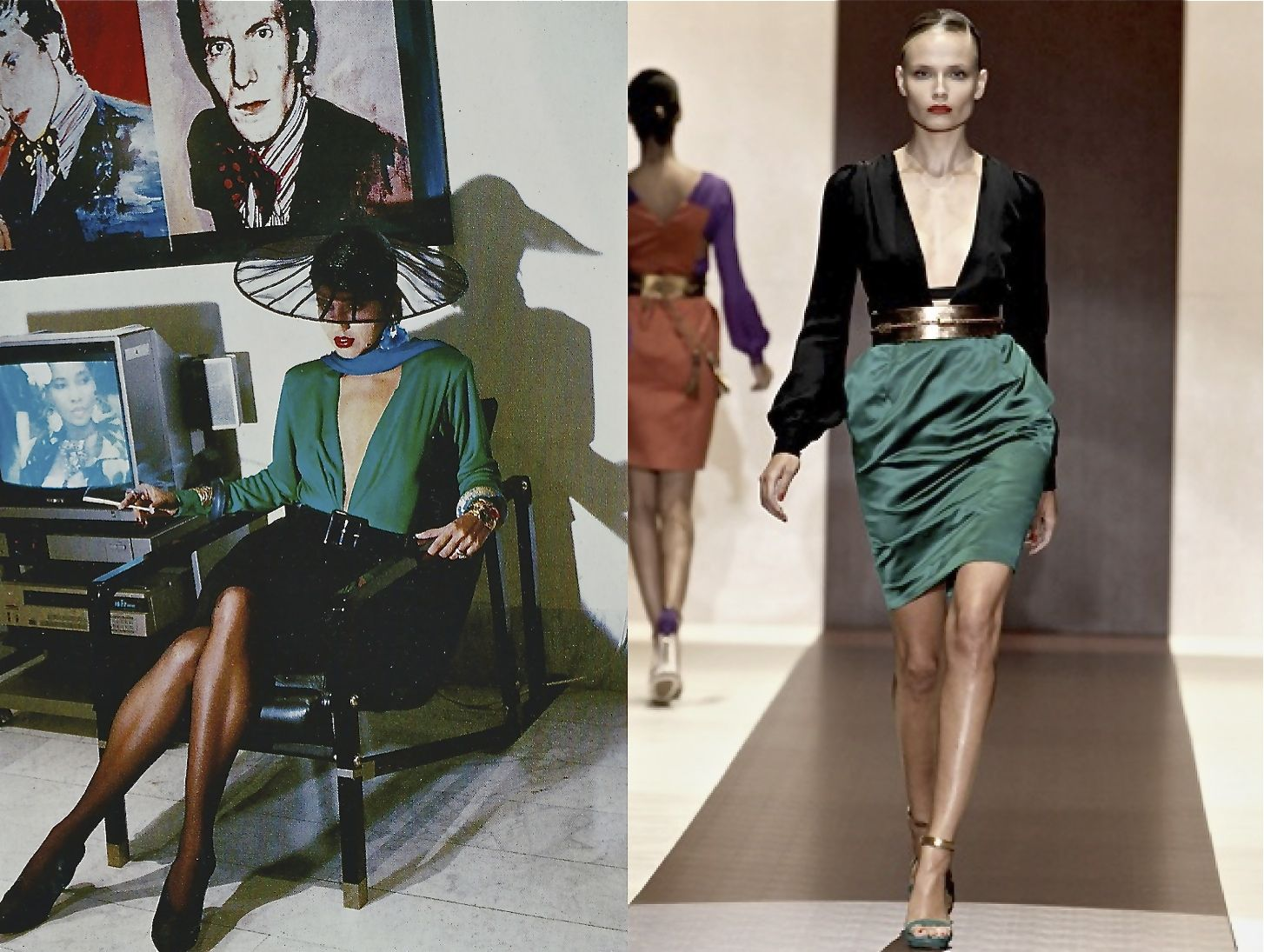 INTO THE FASHION: October 2010 YSL