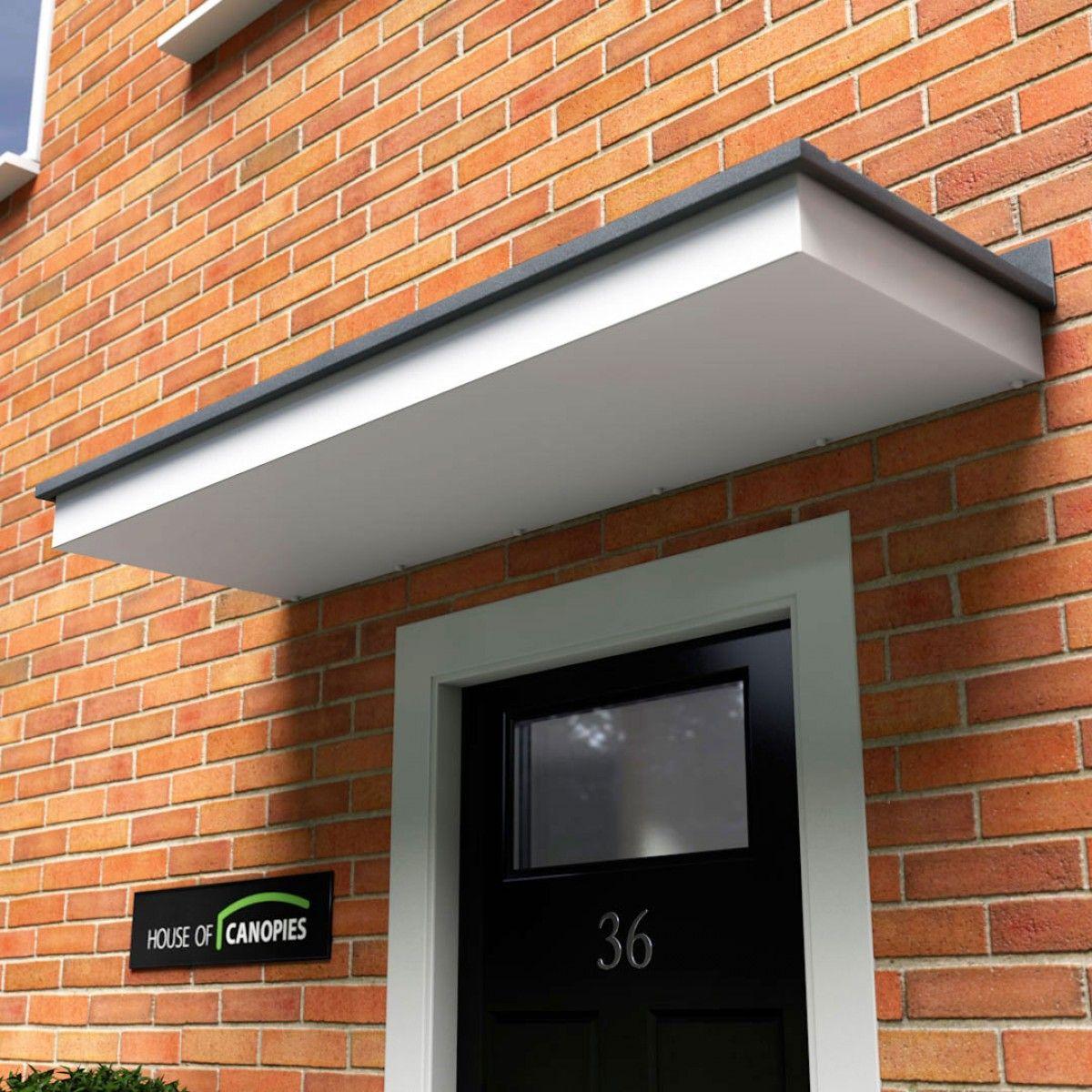 Windermere flat door canopy & Windermere flat door canopy | Voortuin-deur | Pinterest | Door ... Pezcame.Com