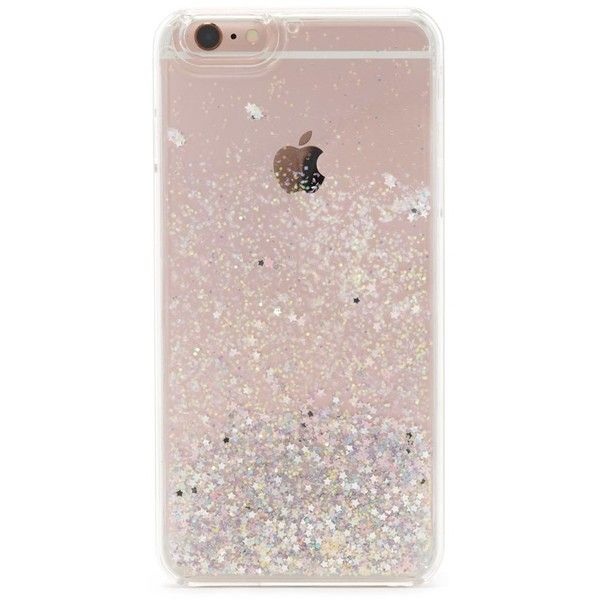 online retailer ea93b 97d5d Forever 21 Confetti Case for IPhone 6 Plus ($6.90) ❤ liked on ...