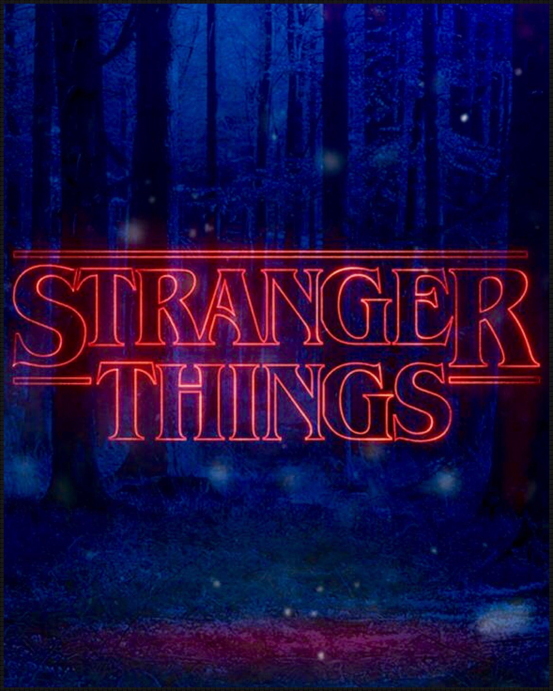 Stranger Things Stranger things wallpaper, Fondos de