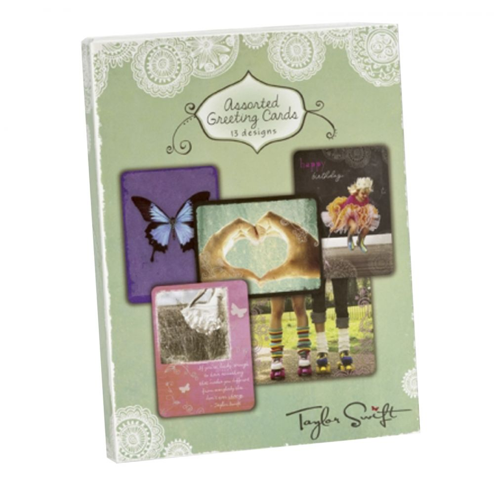 Taylor Swift Greeting Cards Box Set Taylor Swift Official Online
