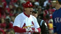 Cards win game one of World Series 2011