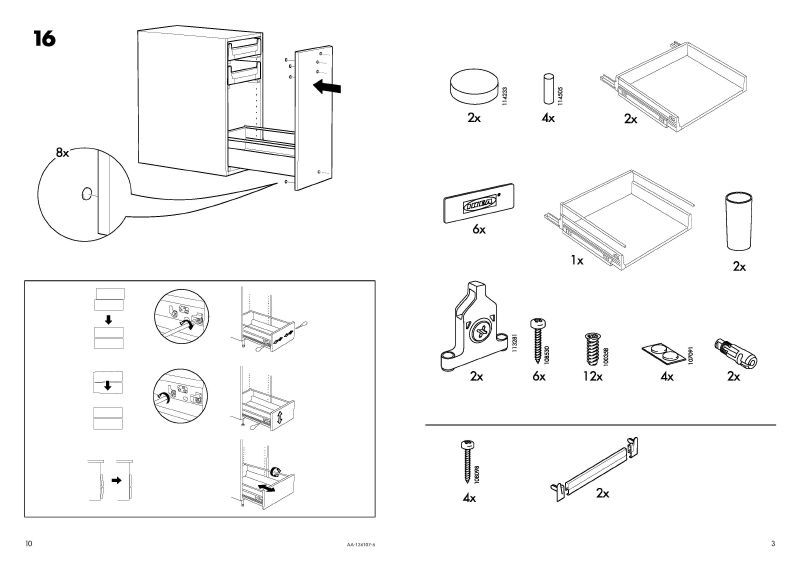 Ikea Directions Arch 5450 Liang 1126 Contradiction Juxtaposed
