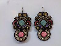 Beads Perles: GANADORA!!!! El Gran Reto - Challenge: SOUTACHE