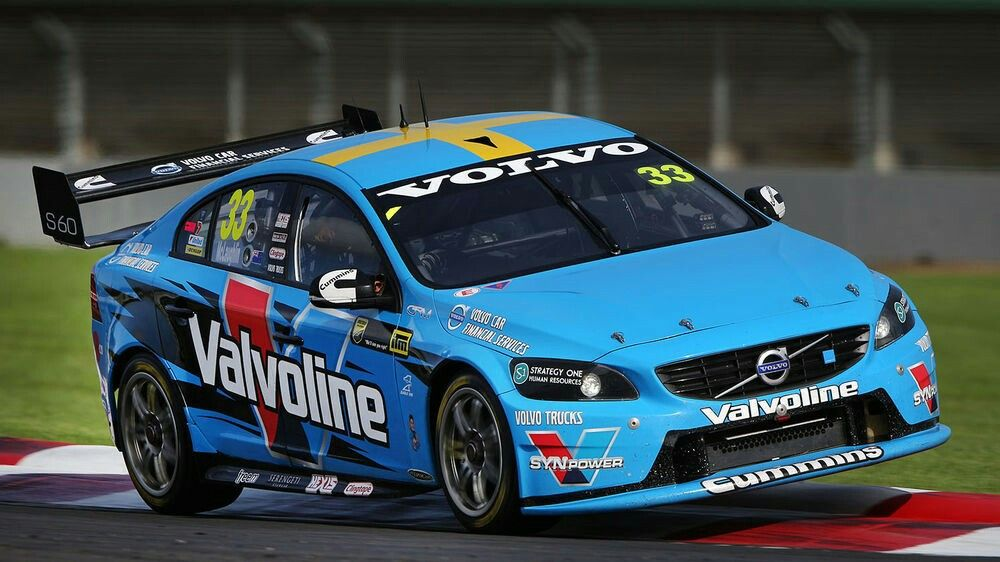 Volvo S60 Sales Boosted By V8 Supercars Entry Says Company Volvo Super Cars V8 Supercars