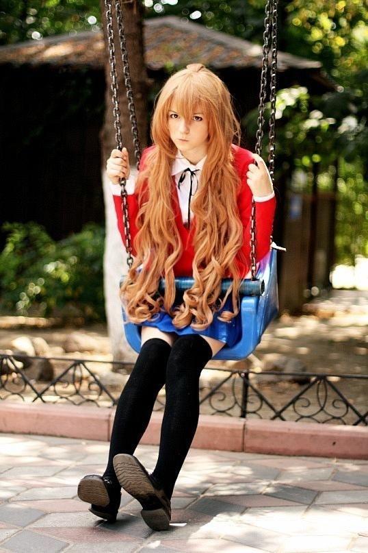 Taiga Aisaka || Toradora! Cosplay | Kawaii cosplay, Cute