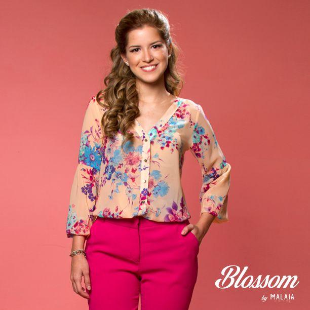 Hello #blossom!! Más de nuestra nueva colección, blusa #Ivy ...