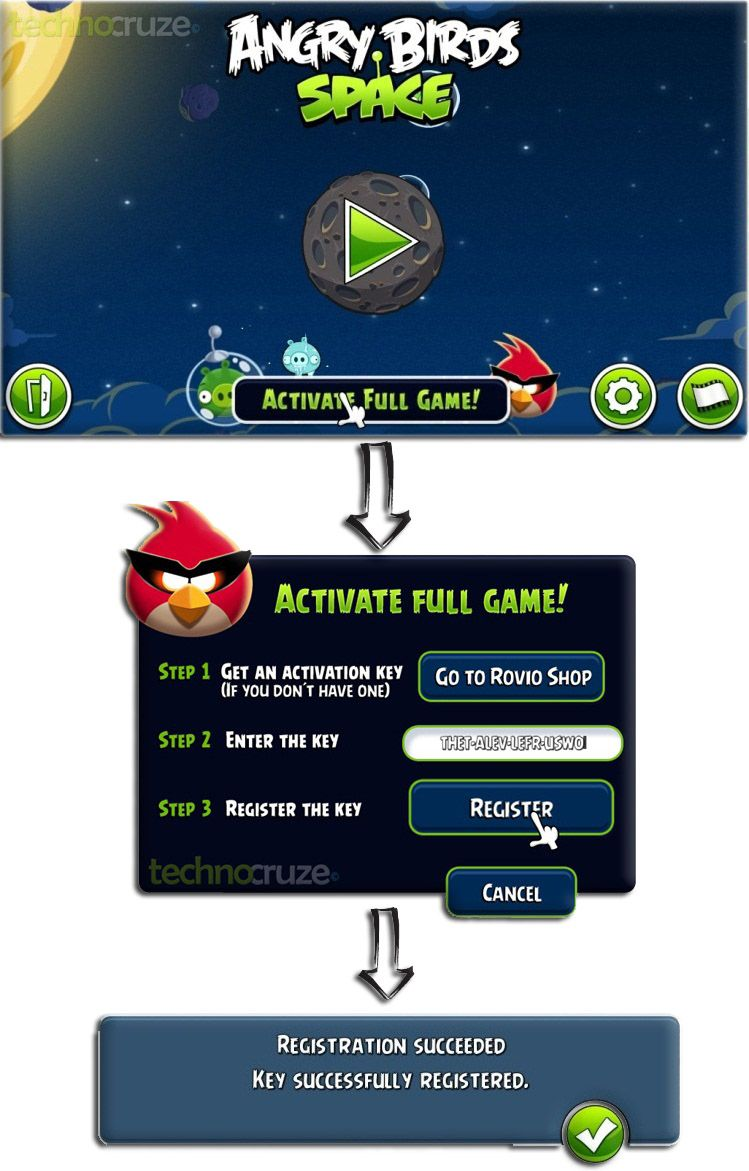 Angry birds space with key download here gaming pinterest angry birds space with key download here altavistaventures Images