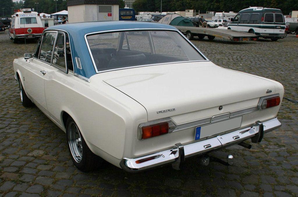 1967 Ford Taunus 17m Coupe Klassische Autos Autofahren Autos