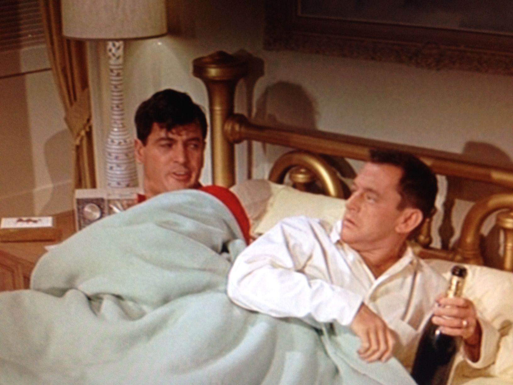 What If Doris Day Was The Best Friend And Tony Randall Was The Love Interest?