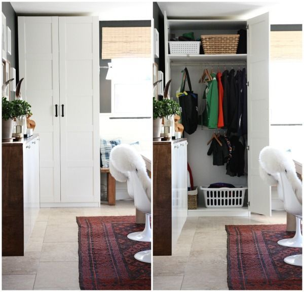 This Is A Beautiful Way To Organize Your Entryway So Coats Aren T Thrown On The Ground Or In Closet We Can Customize It Amount Of Hooks You