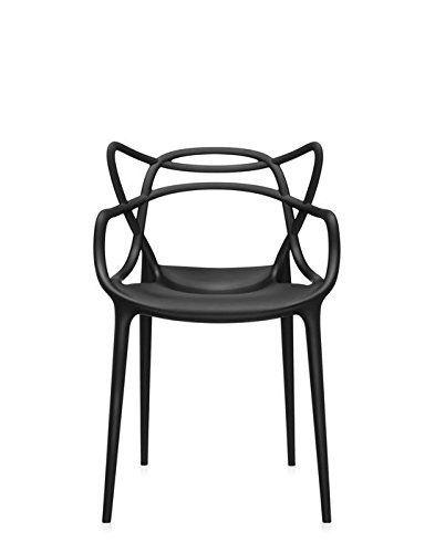Kartell masters chaise Dimensions 53 5x83x55 Matériau
