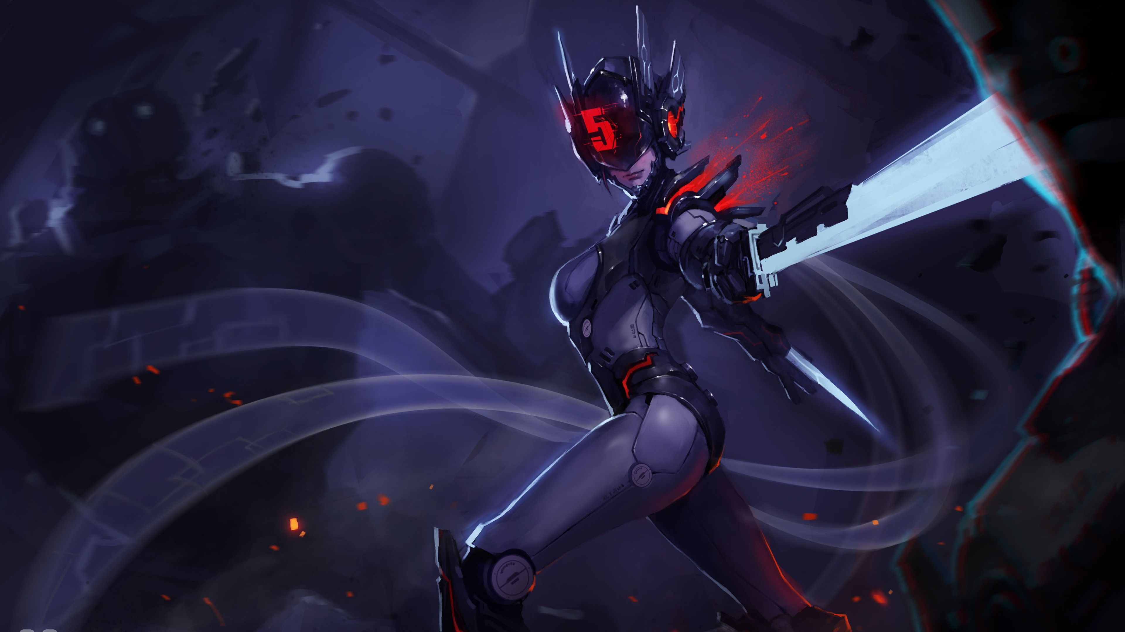 Project Fiora League Of Legends Wallpapers HD 3840x2160