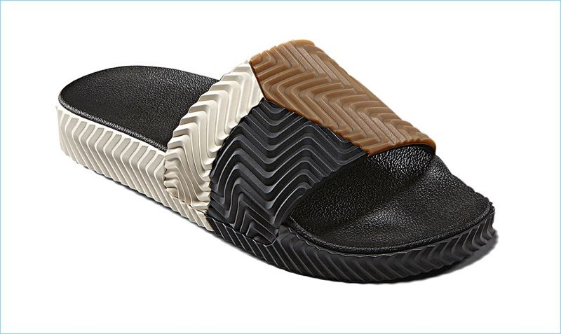 pretty nice 68eac 74dd9 Adidas by Alexander Wang Slide Sandals