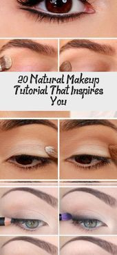 Photo of 20 Natural Makeup Tutorial That Inspires You Search for tutorials for nat …
