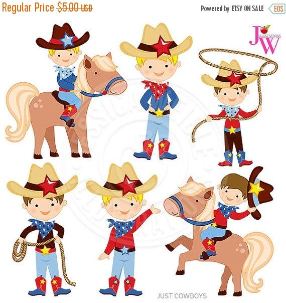 Clip art, Cowboys and Sheriff on Pinterest