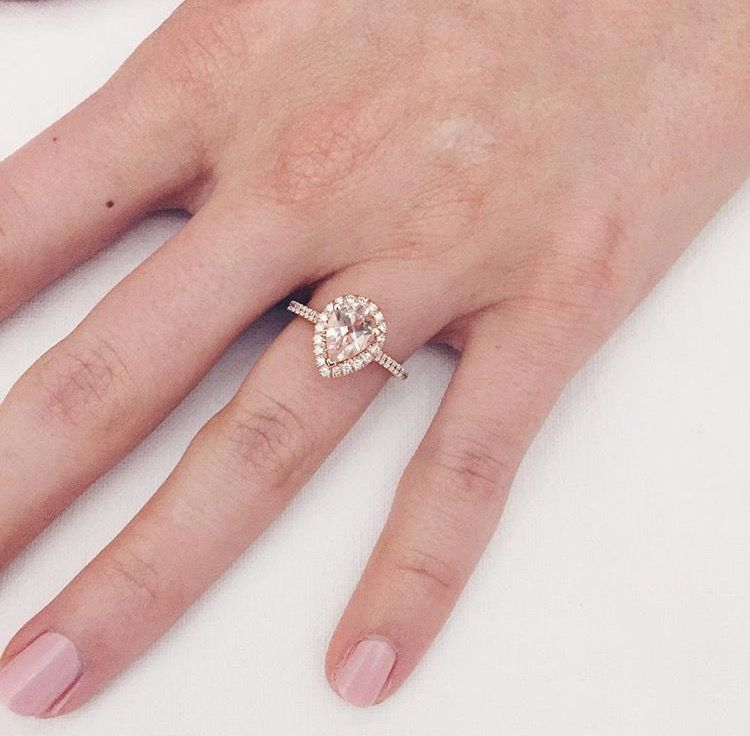 Check Out Aspyn Ovardu0027s Gorgeous Engagement Ring