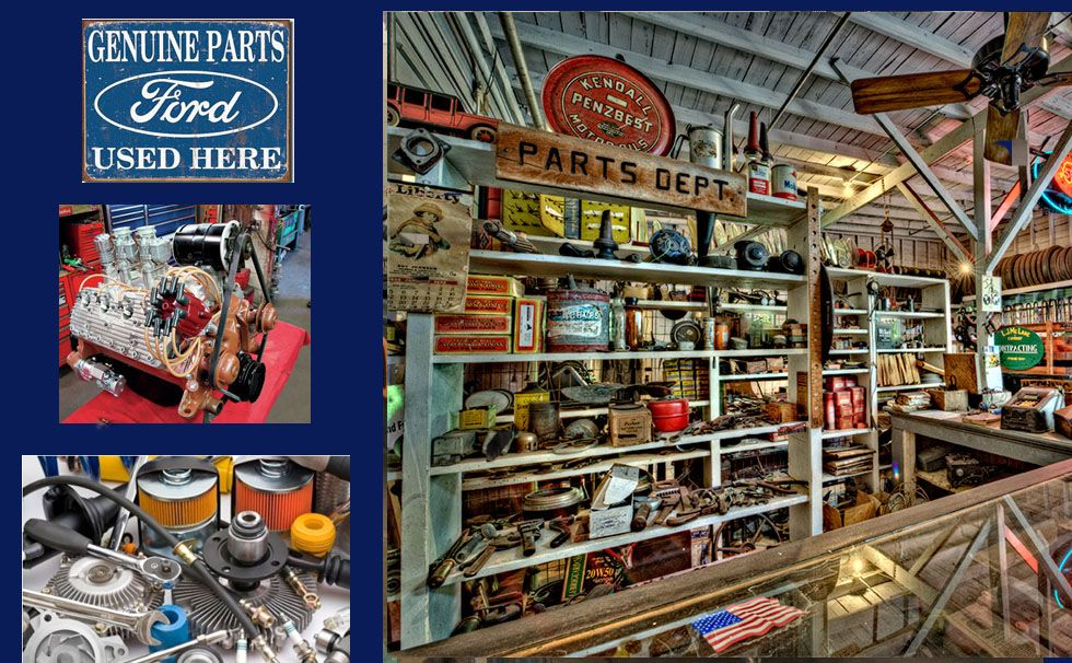 Home on the web of Spencer Auto Parts. Parts locator for vintage ...