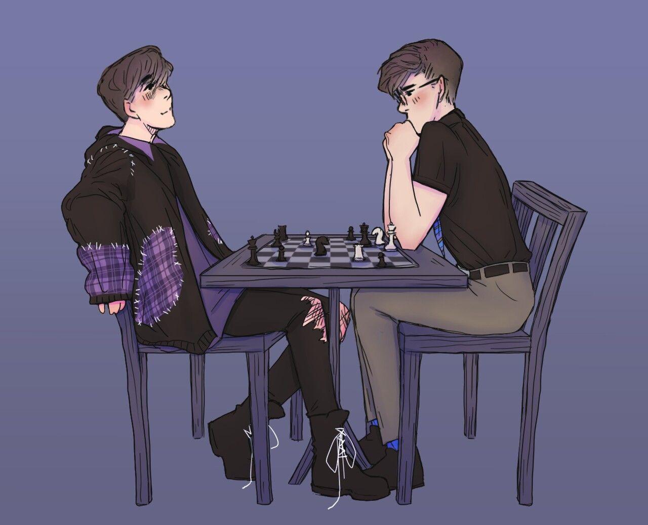 Virgil is really good at chess | Thomas Sanders | Thomas