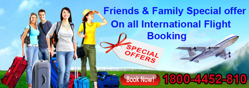 Friends & Family Special offer Friends & Family Special