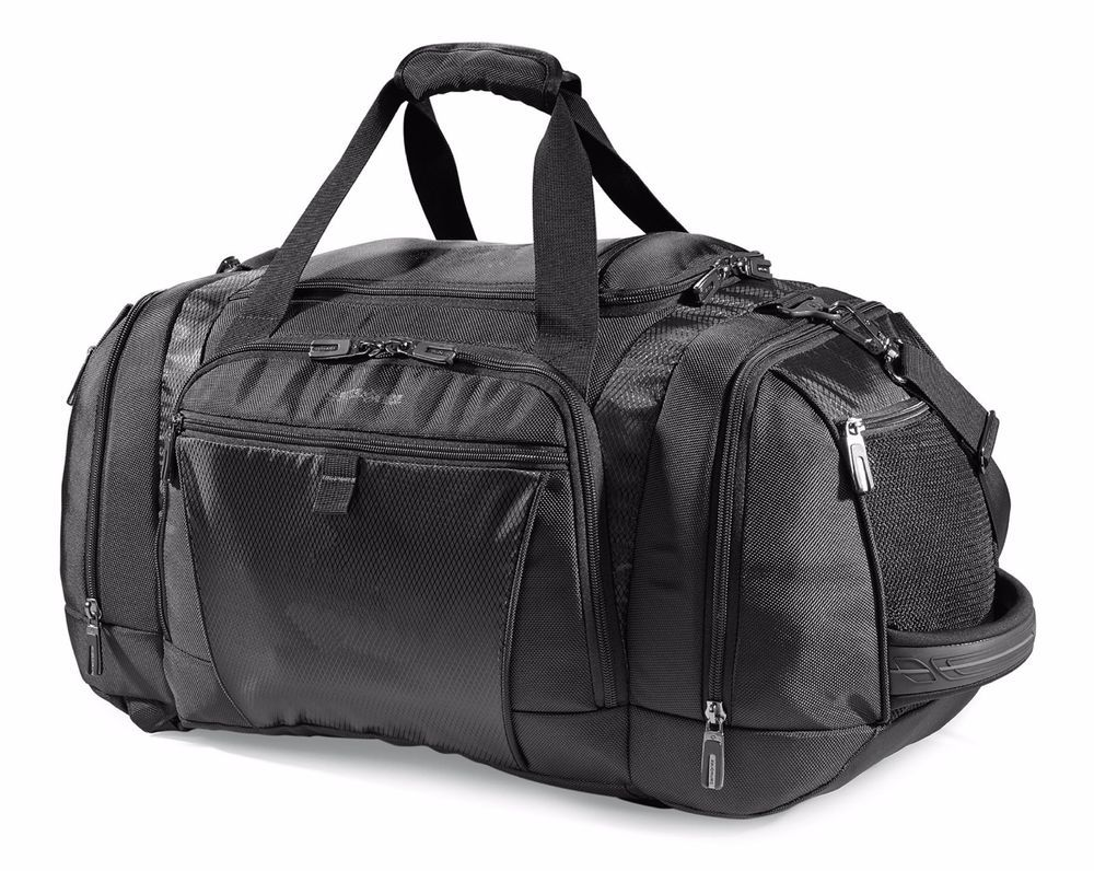 Samsonite Tectonic 2 Convertible Sport 26 Duffel Bag Backpack New Dufflegymbag