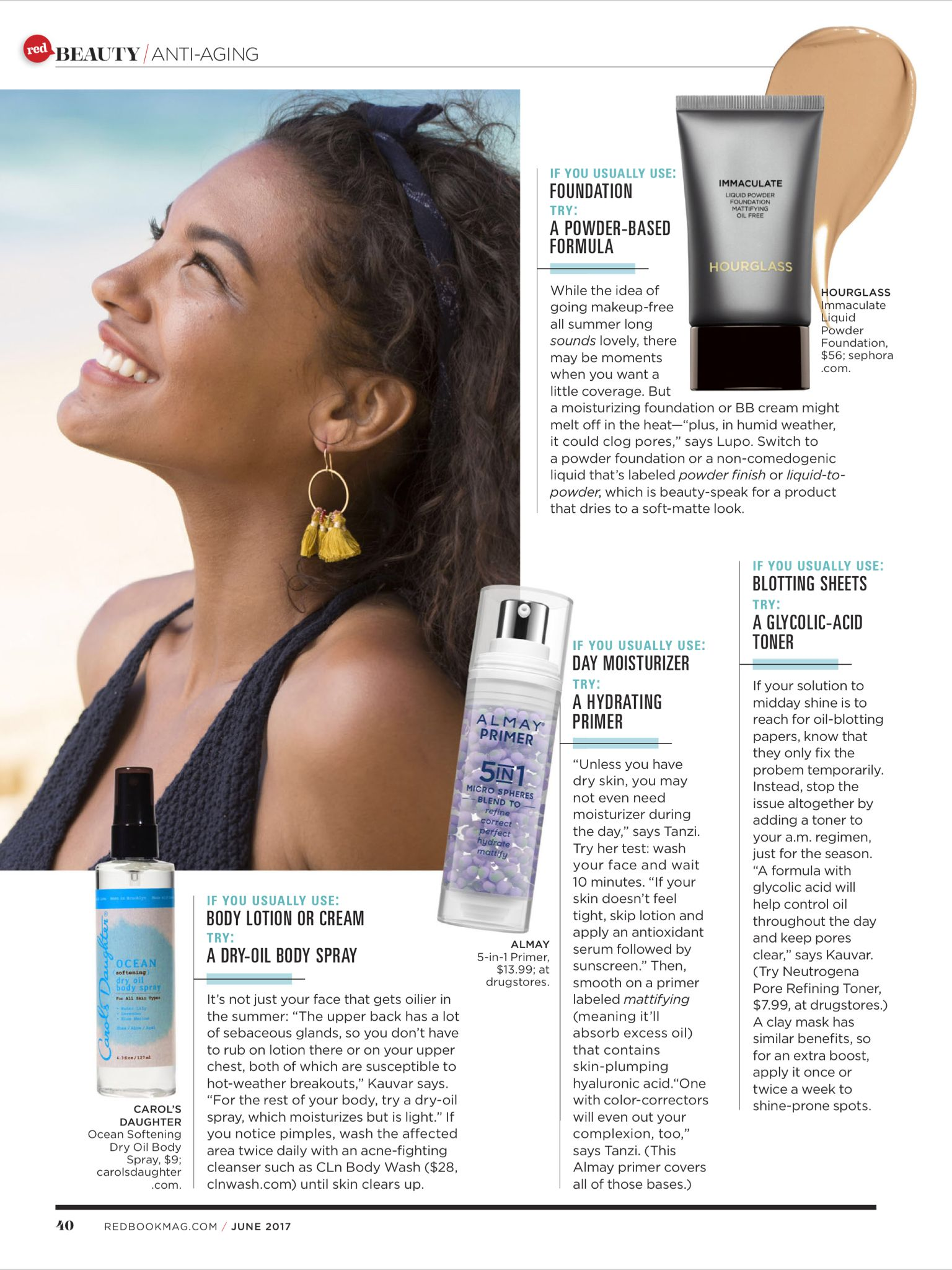 Hot Weather-Proof Your Skin