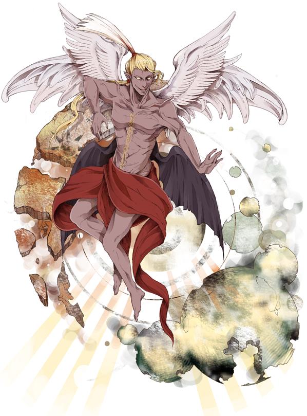 Kefka Palazzo final form | Final Fantasy Wandering Hearts ...