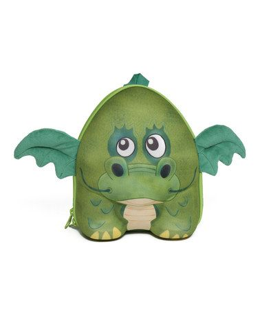 57a81340d9 Look what I found on  zulily! Dragon Wildpack Backpack by Neat-Oh ...