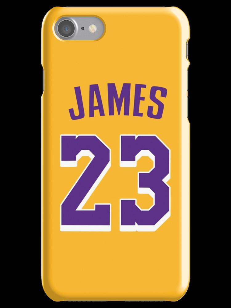Lebron James Lakers Iphone 7 Snap Case Lebron James Lakers Iphone Case Covers Iphone Case Skin