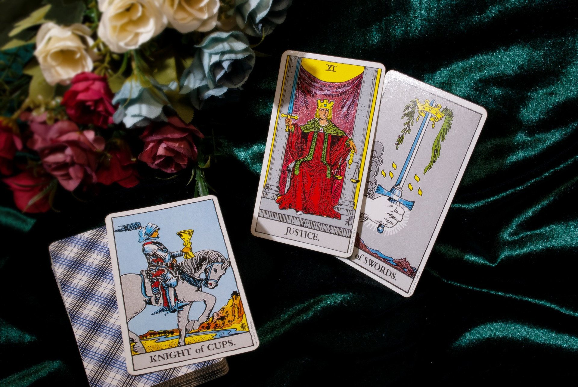 virgo tarot card reading 2021