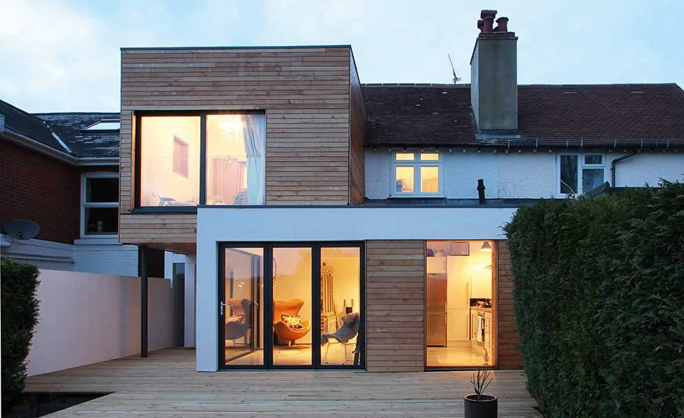 How much does it cost to build a house or extension — estimating.