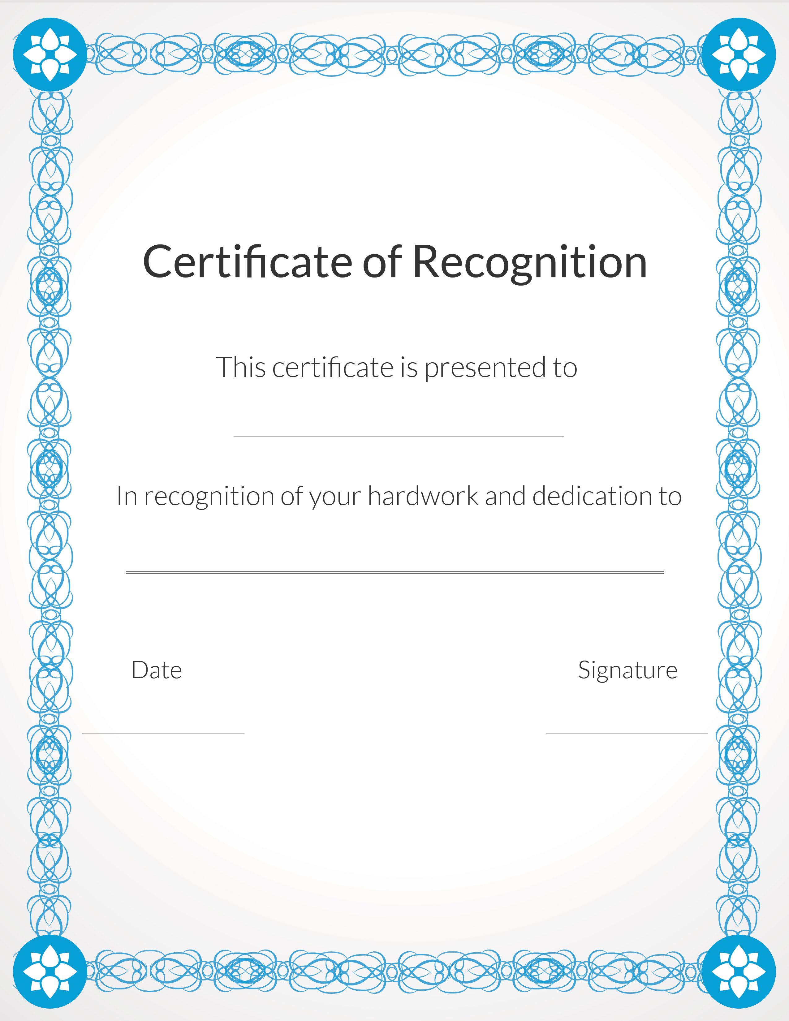Free Printable Volunteer Recognition And Appreciation