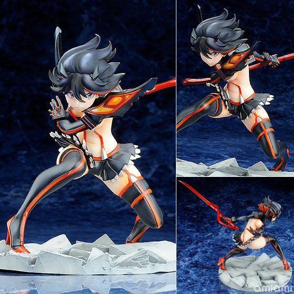 Figma 220 KILL la KILL Matoi Ryuuko Anime Action Figure Figurine In Box