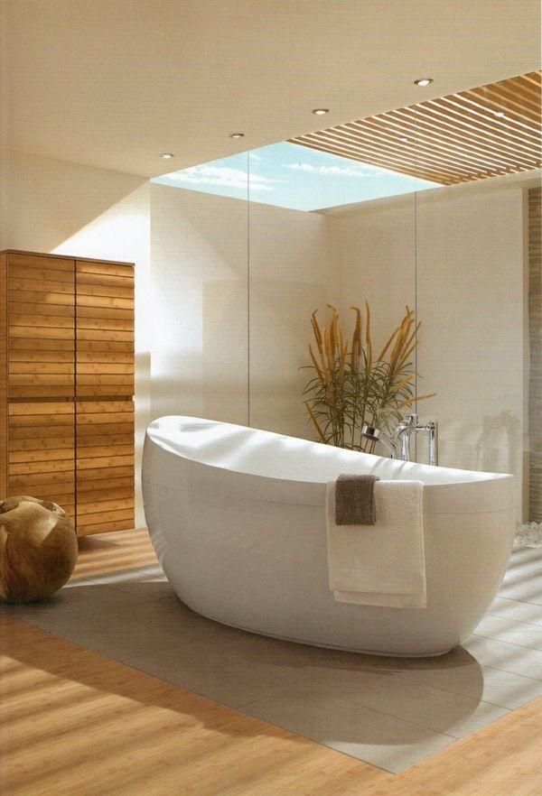 Moderne Badezimmer Ideen Badewanne Gestaltungsvorschlage