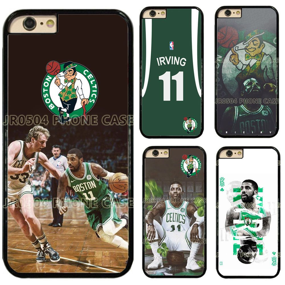 Boston Celtics Kyrie Irving Hard iphone case
