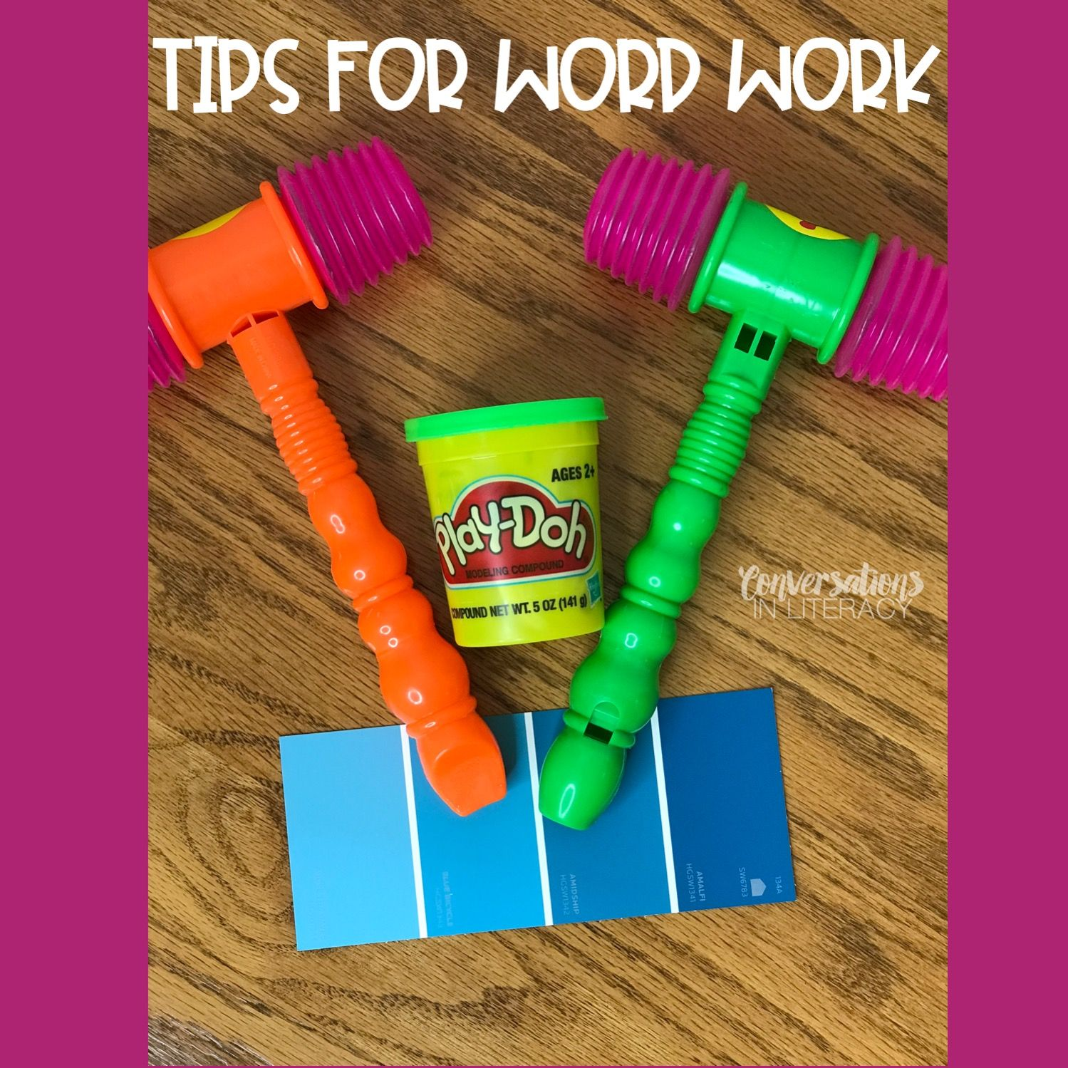 Counting Syllables And Closed Syllable Word Work With