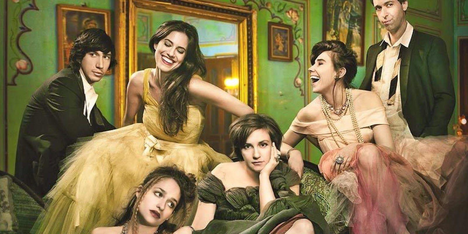 Torrent's Séries: Girls  Girls narra a história de Hanna Horvath, um...