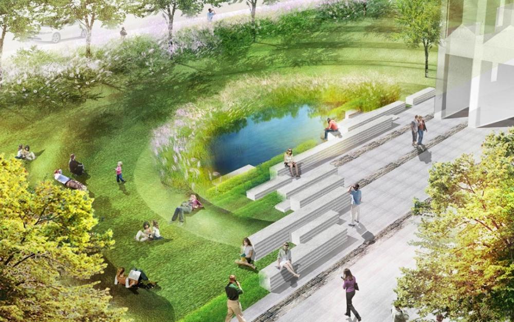 Download Landscape Architecture Schools Landscape Channel Landscape Architecture Perspective School Architecture Landscape Architect