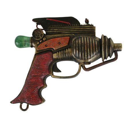 Steampunk Blaster