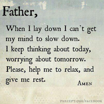 Prayer | Because HE loves us     | Prayer for peace, Sleep