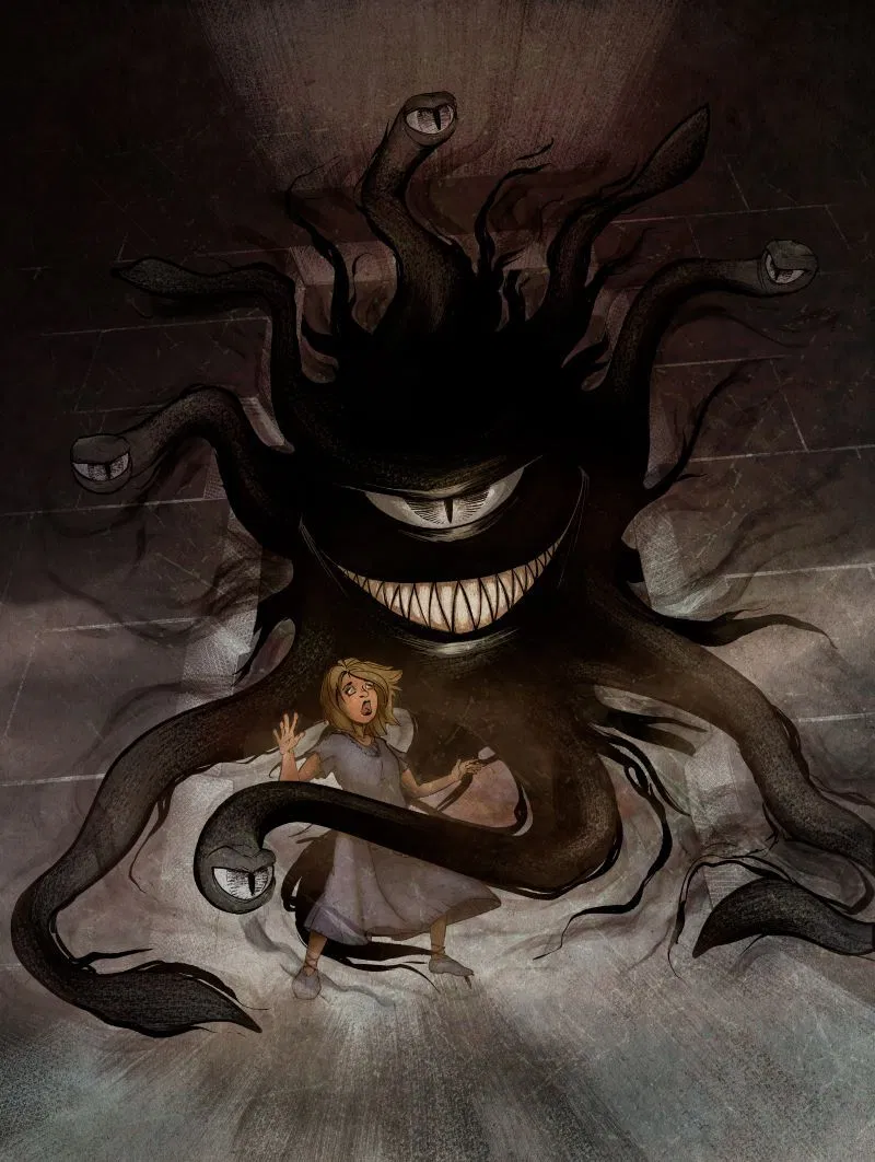 Darkness Dnd : darkness, Magic, Rings, Nerdarchy, Fantasy, Wizard,, Dungeons, Dragons, Homebrew,, Creature