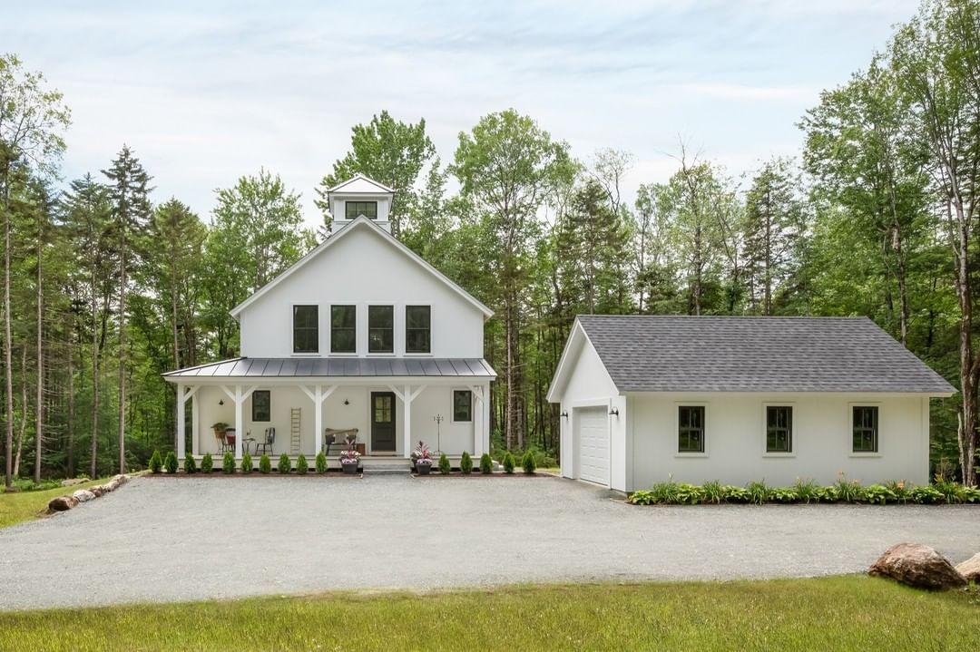 30++ Modern farmhouse detached garage plans inspiration
