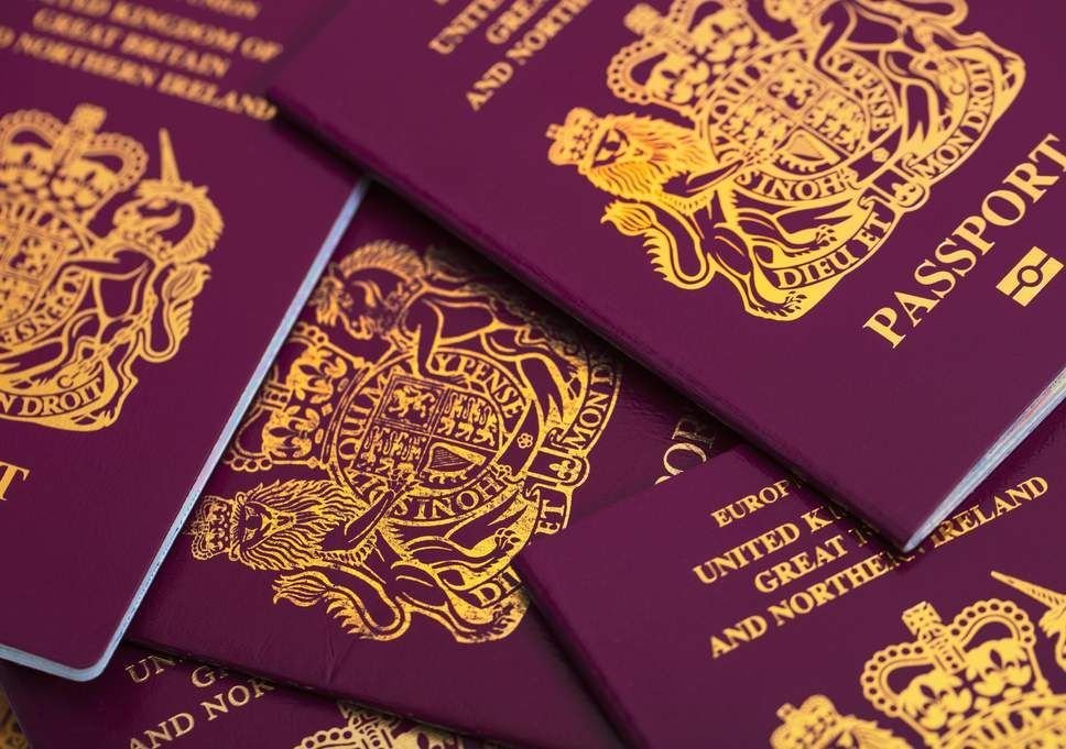 """""""BRITISH IN SPAIN MUST CARRY PASSPORT AT ALL TIMES OR RISK"""