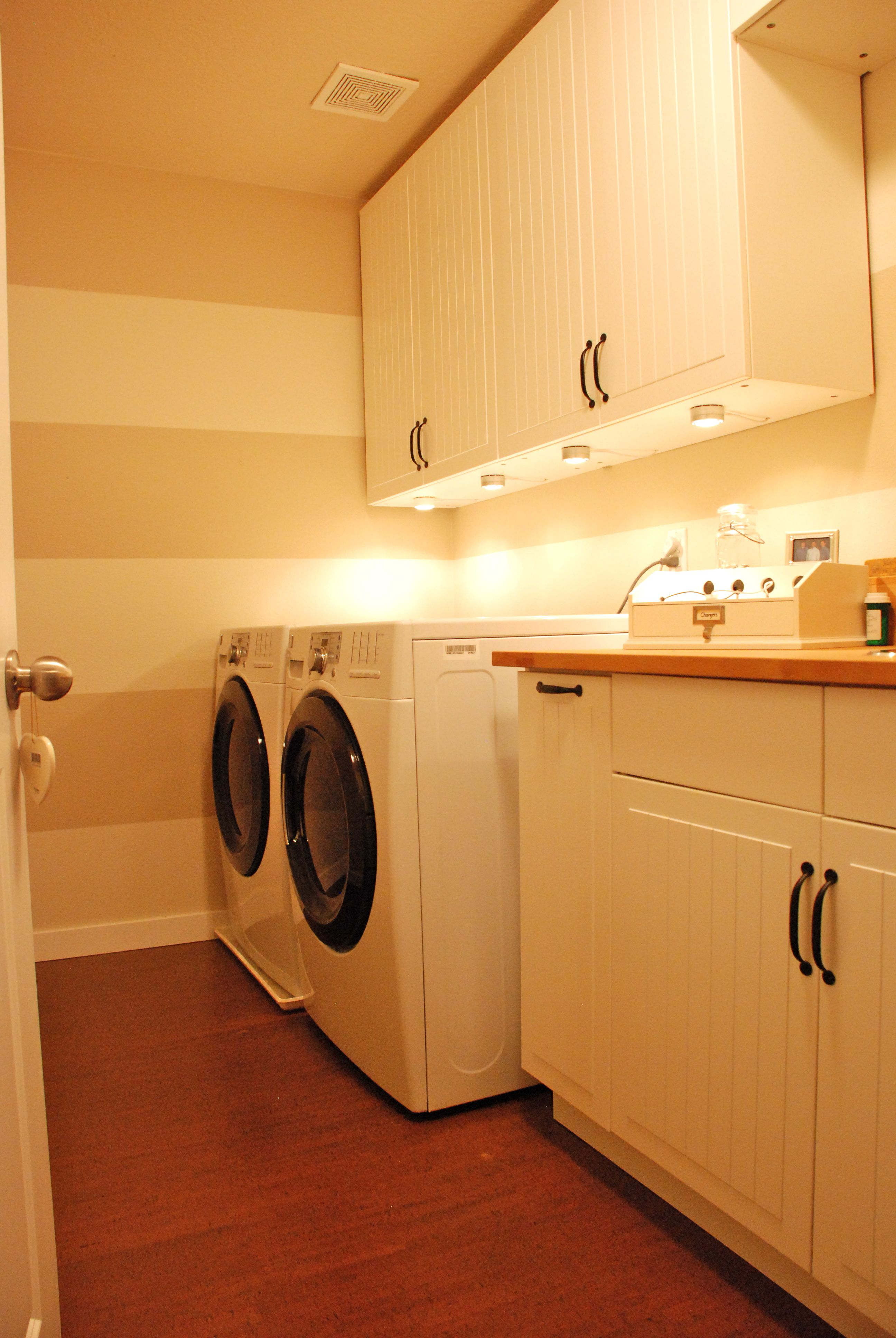 Utility sink · laundry room
