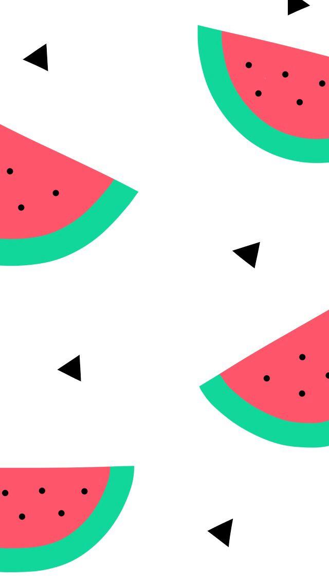 Watermelon WallpaperFunny WallpapersIphone WallpapersWallpaper PatternsWallpaper