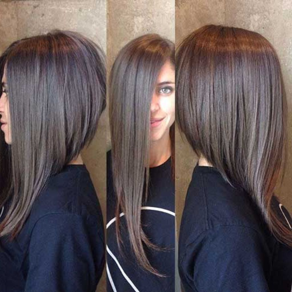 Long Angled Bob Hairstyle - HAIRSTYLE HITS PICTURES  Long bob